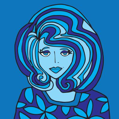 LadyBlue
