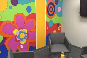 Brain Storm, Inc. Mural