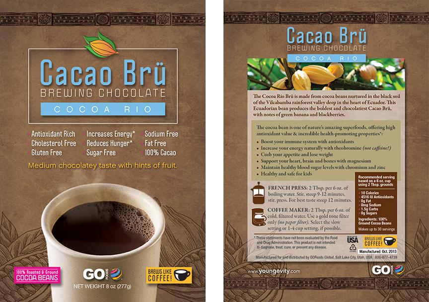 Cacao-Bru