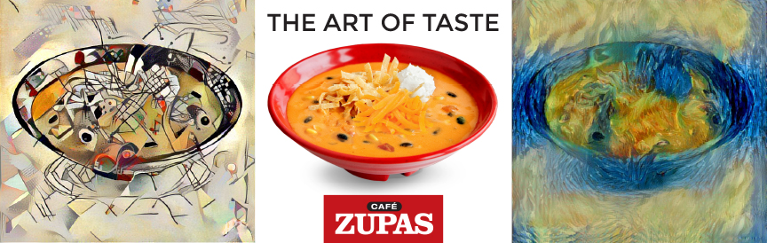 Art of taste banners