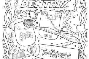 Henry Schein Coloring Pages